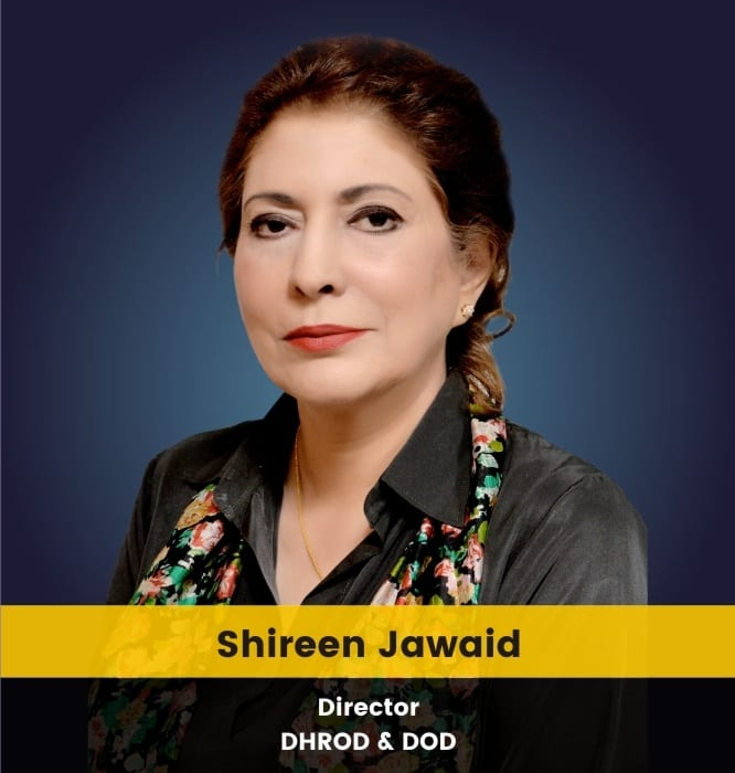 Shireen Jawaid