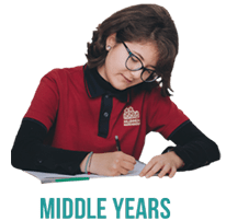 Roots School Middle Years education FBISE . BISE Matric examination